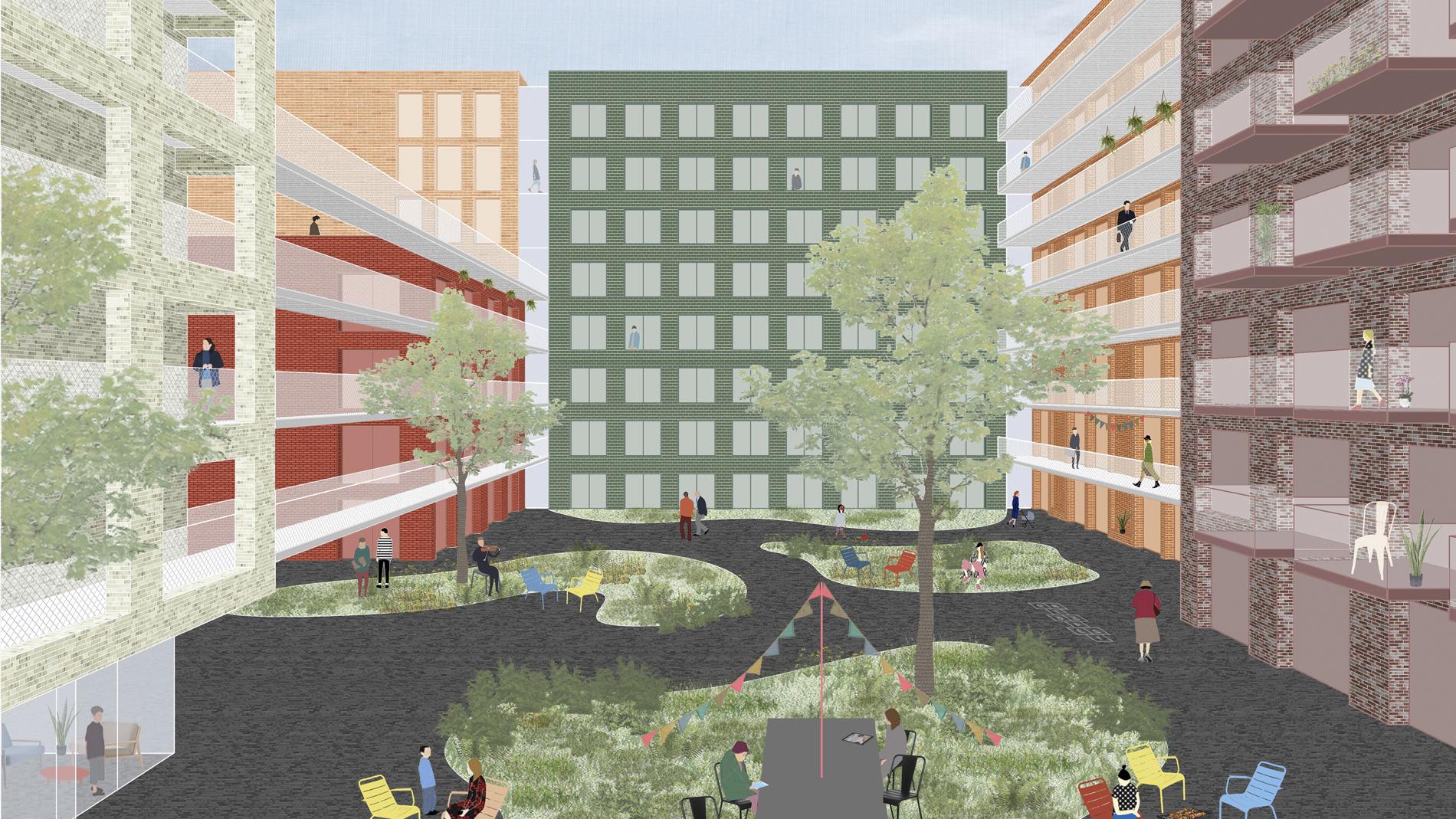 Bureau of architecture and urbanism: the matchbox house architect
