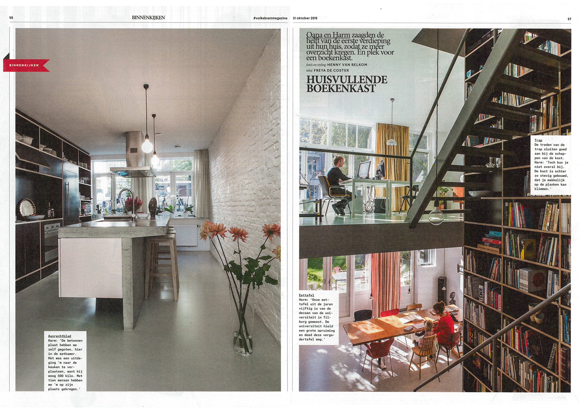 Vk Design Keukens : 10.15 volkskrant magazine shift